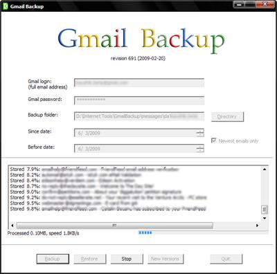 How-to backup restore and instant download postgresql